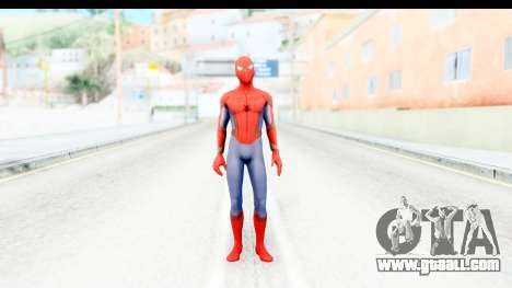 Marvel Heroes - Spider-Man Civil War for GTA San Andreas