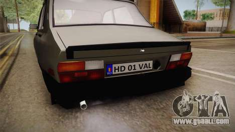 Dacia 1310 TX 1986 for GTA San Andreas inner view