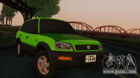 Toyota RAV4 1997 for GTA San Andreas