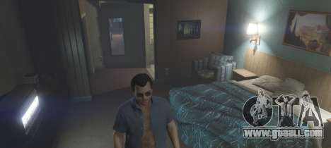 GTA 5 Open All Interiors v5 fourth screenshot