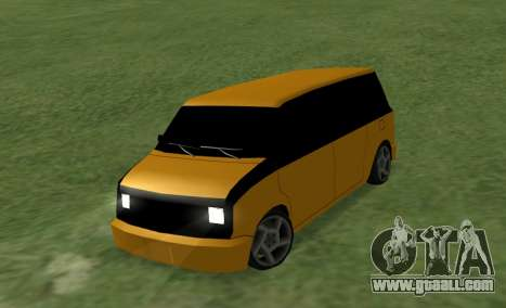 Moonbeam Kaef for GTA San Andreas