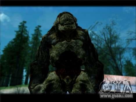 DOOM 3 - Hunter Invulnerability for GTA San Andreas second screenshot