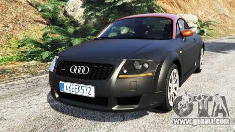 Audi TT (8N) 2004 [add-on] for GTA 5