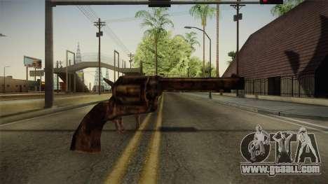 Silent Hill 2 - Pistol 2 for GTA San Andreas second screenshot