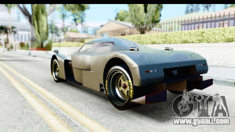 GTA 5 Annis RE-7B IVF for GTA San Andreas left view