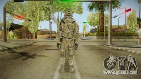 Multicam US Army 1 v2 for GTA San Andreas third screenshot