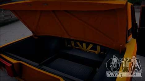 VAZ 2105 Piglet 1.0 for GTA San Andreas back left view