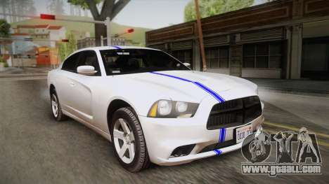 Dodge Charger 2013 Undercover for GTA San Andreas