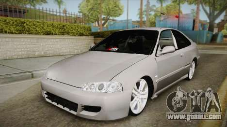 Honda Civic Coupe DX 1995 for GTA San Andreas