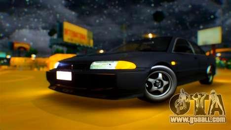Axygen ENB for GTA San Andreas fifth screenshot