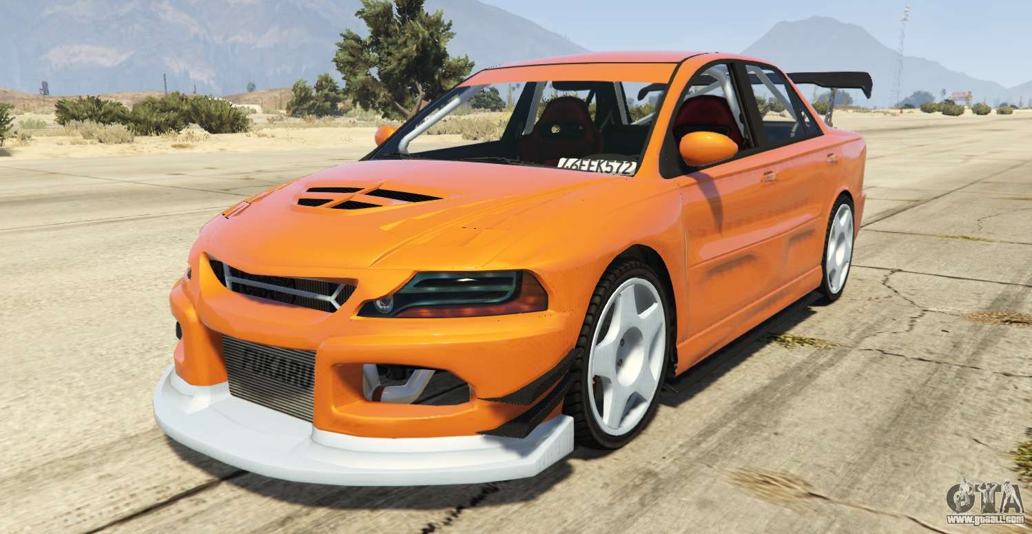 Maibatsu Revolution Sg Rx Tuners And Outlaws For Gta 5