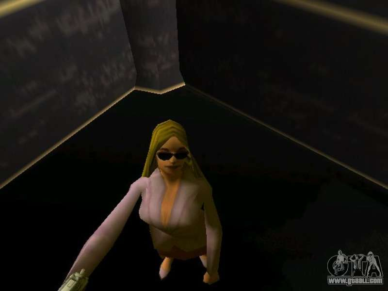 woman sexi for gta vice city