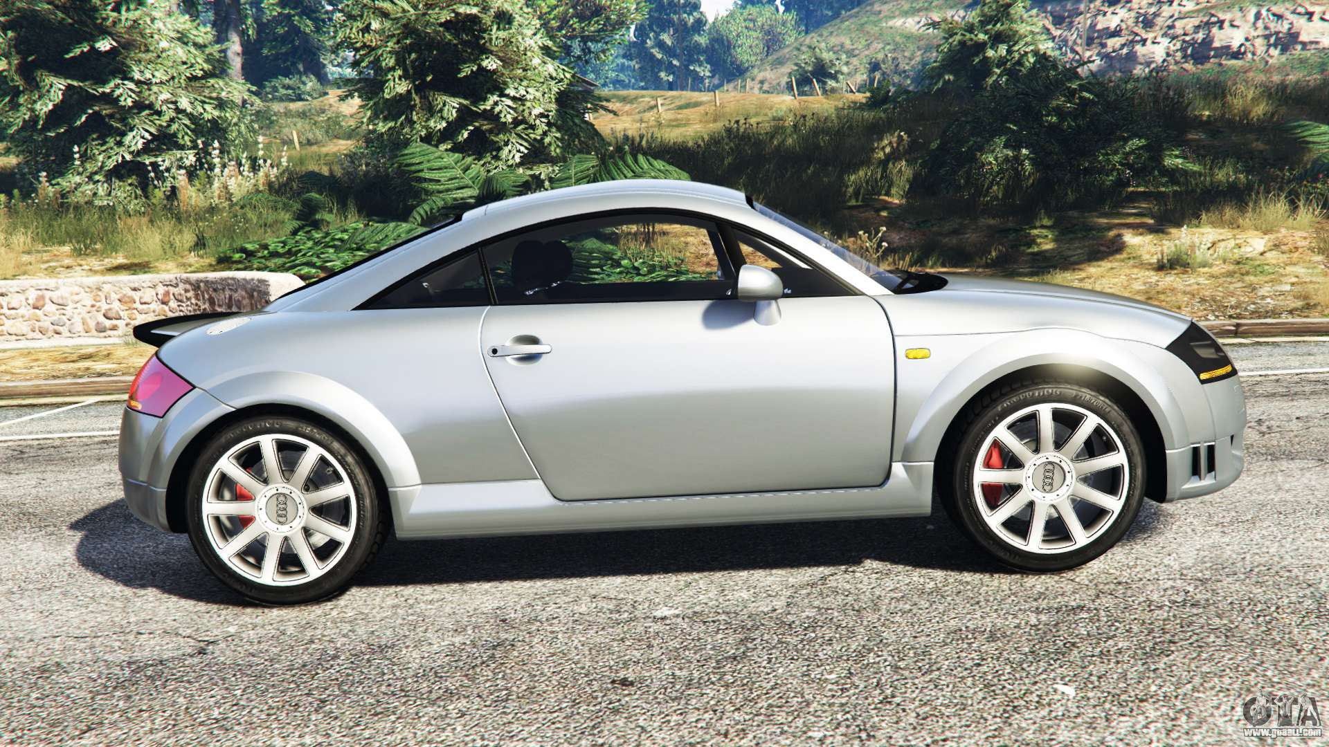 audi tt 8n 2004 replace for gta 5. Black Bedroom Furniture Sets. Home Design Ideas