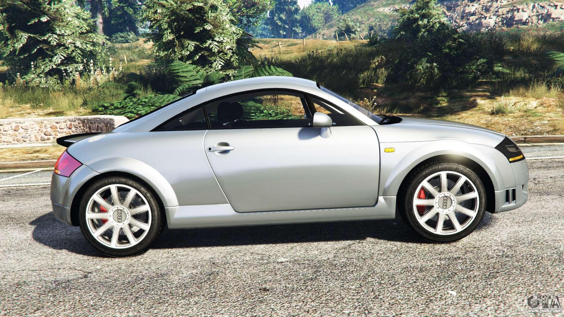 Audi Tt 8n 2004 Replace For Gta 5