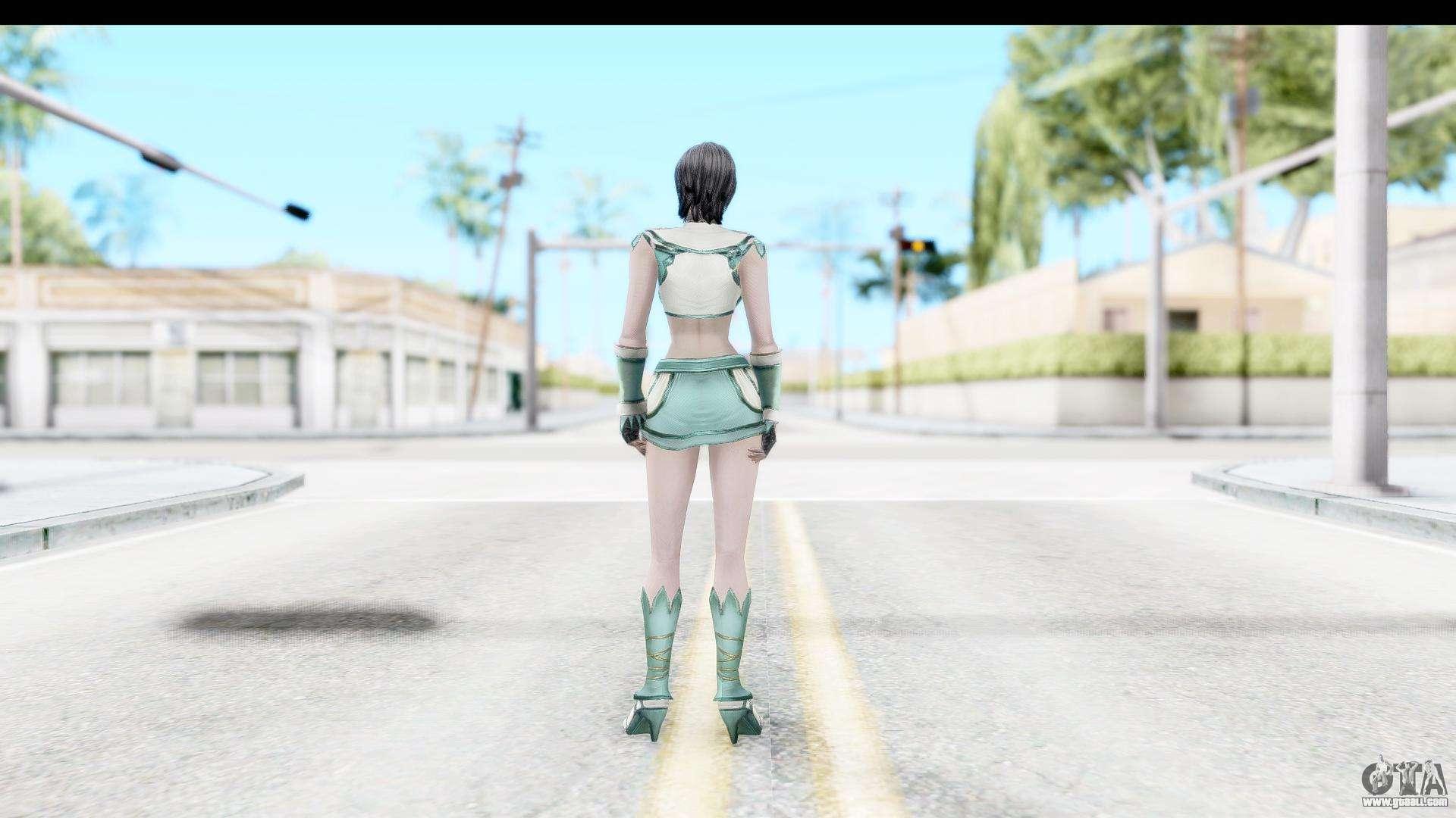Ada Wong v1 for GTA San Andreas