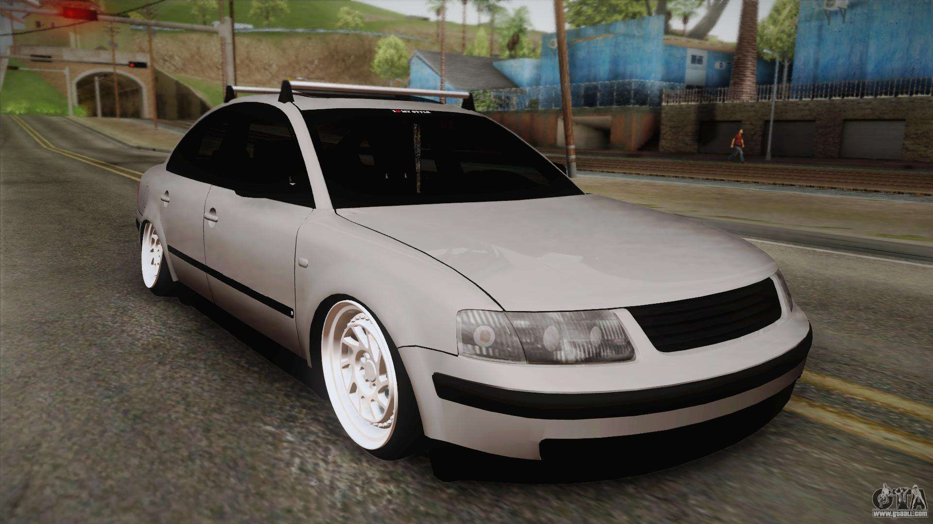 volkswagen passat 2 0 tdi for gta san andreas. Black Bedroom Furniture Sets. Home Design Ideas