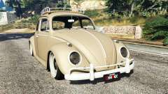 Volkswagen Fusca 1968 v0.8 [replace] for GTA 5