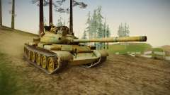 T-62 Desert Camo v2 for GTA San Andreas