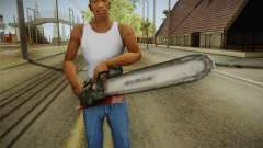 Silent Hill 2 - Chainsaw for GTA San Andreas