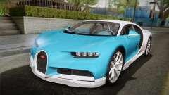 Bugatti Chiron 2017 v2.0 Korean Plate