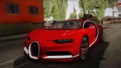 Bugatti Chiron 2017 v2.0 German Plate