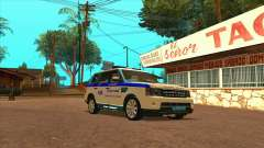 Range Rover Sport ДПС for GTA San Andreas