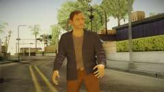 Quantum Break - William Joyce (Dominic Monaghan) for GTA San Andreas