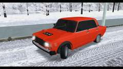 VAZ 2105 patch v3 for GTA San Andreas