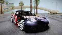Mazda RX-8 VIP Stance Shimakaze Itasha for GTA San Andreas
