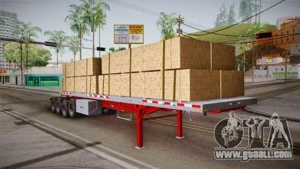 Trailer Americanos v2 for GTA San Andreas