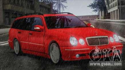 Mercedes-Benz E55 for GTA San Andreas