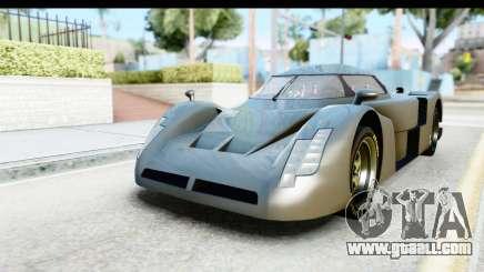 GTA 5 Annis RE-7B IVF for GTA San Andreas