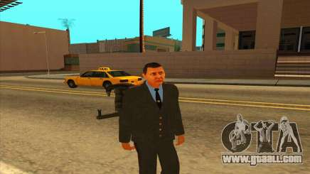 Karpov v1 for GTA San Andreas