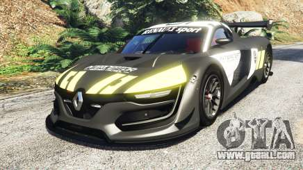 Renault Sport RS 01 2014 Police Interceptor [a] for GTA 5