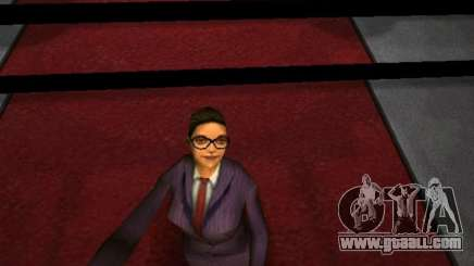 Pack of skins townswomen for GTA Vice City