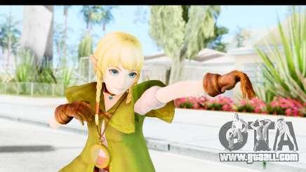 Hyrule Warriors - Linkle for GTA San Andreas
