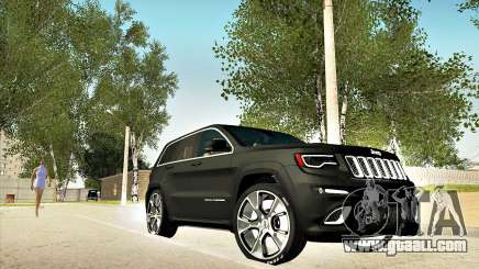 Jeep Cherokee SRT 8 for GTA San Andreas