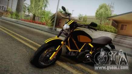 GTA 5 Pegassi Esskey PJ4 for GTA San Andreas