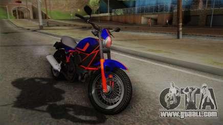 GTA 5 Pegassi Esskey PJ5 for GTA San Andreas