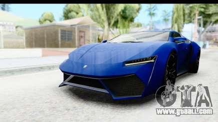 GTA 5 Pegassi Reaper SA Style for GTA San Andreas