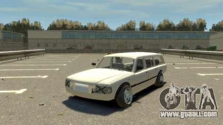 ГАЗ 310221 (Paul Black prod.) for GTA 4