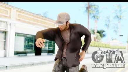 GTA 5 Korean Gangster 2 for GTA San Andreas