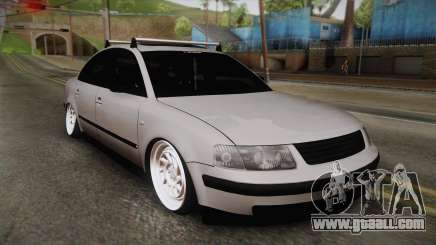 Volkswagen Passat 2.0 TDI for GTA San Andreas