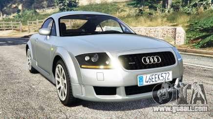 Audi TT (8N) 2004 [replace] for GTA 5
