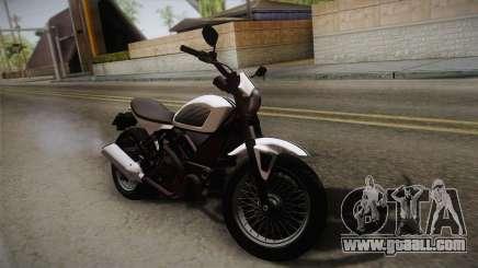 GTA 5 Pegassi Esskey PJ3 for GTA San Andreas