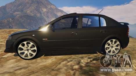 GTA 5 Chevrolet Astra GSI 2.0 16V left side view