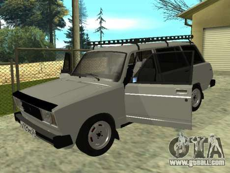 VAZ 2104 Krasnoyarsk for GTA San Andreas