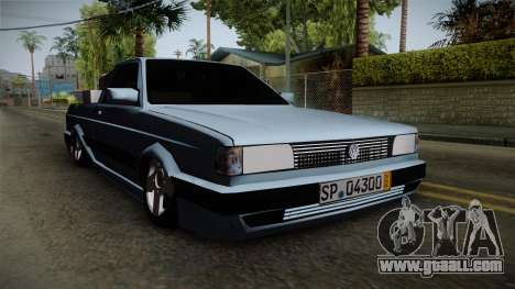 Volkswagen Saveiro 1994 for GTA San Andreas right view
