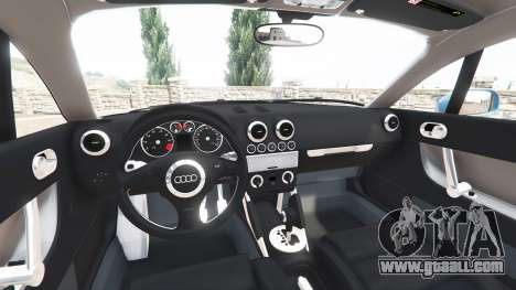 GTA 5 Audi TT (8N) 2004 v1.1 [add-on] right side view