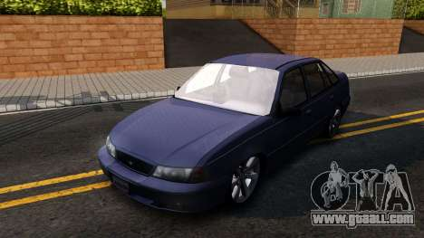 Daewoo Cielo 2001 for GTA San Andreas